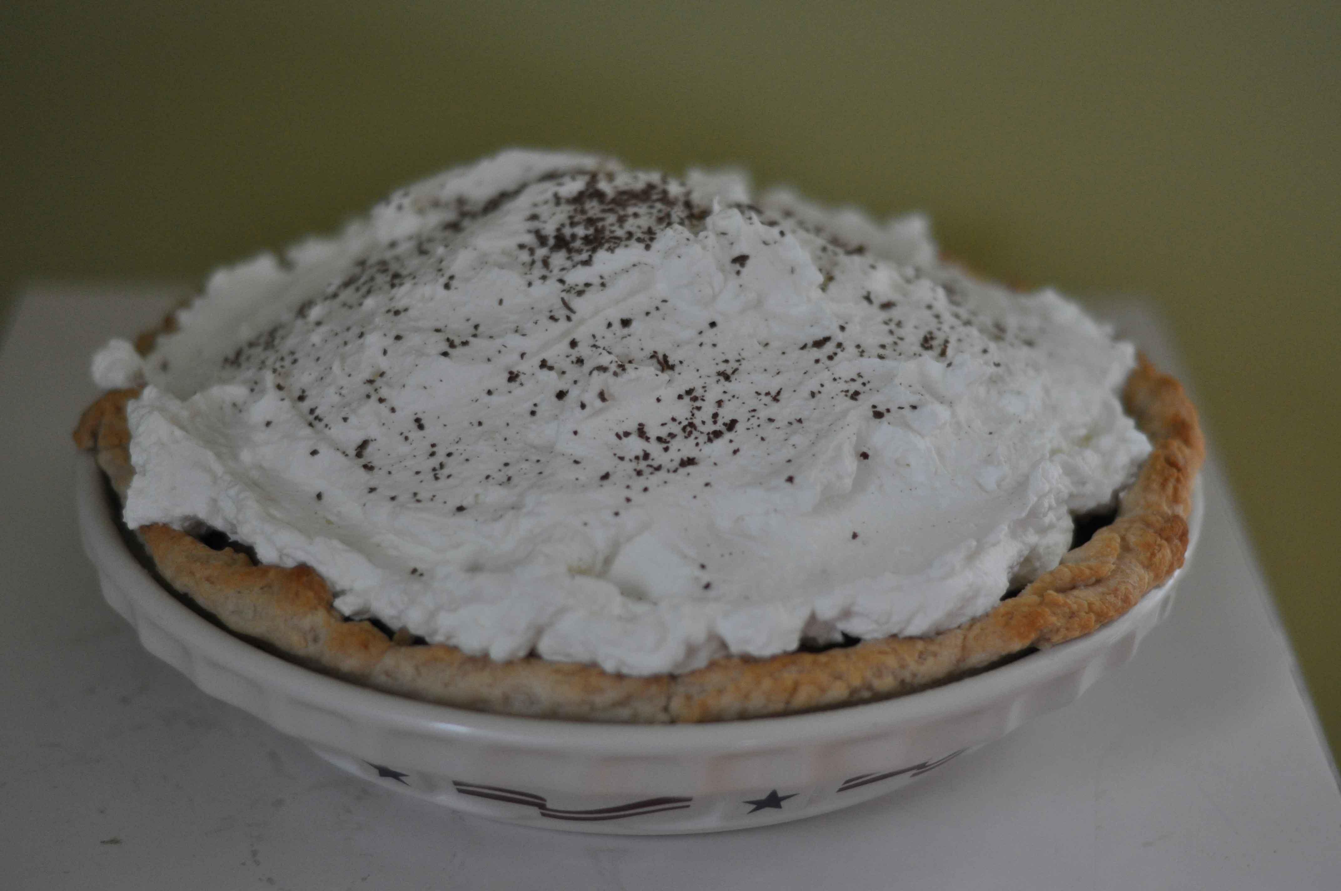 Milk Chocolate Pudding Recipe — Dishmaps
