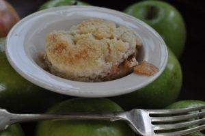 divine apple crisp