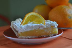 dreamy creamsicle pie