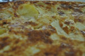 Gruyere Potato Custard