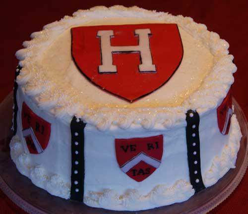 Image result for cake, harvard