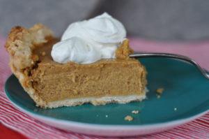 pumpkin pie - the taste of autumn