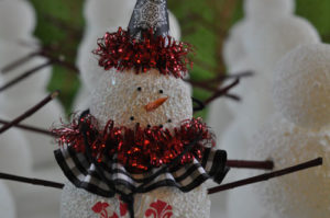 Coco's Snowman