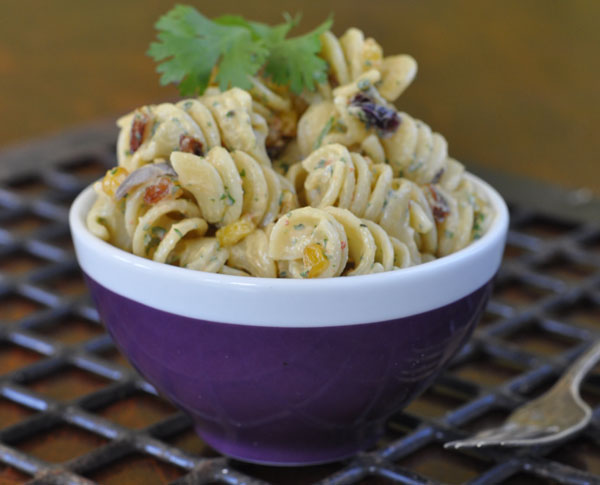 The Elk Public House Roasted Corn Pasta Salad